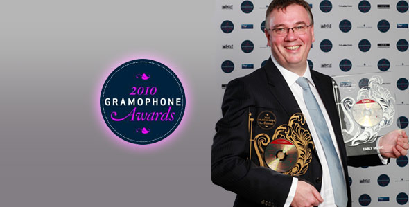 The Cardinall's Musick win Recording of the Year at 2010 Gramophone Awards