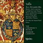 Tallis Ave Dei patris filia cover image small